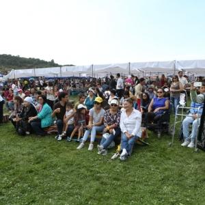 Фестиваль кухни народа Казахстана ТойКазан-2017